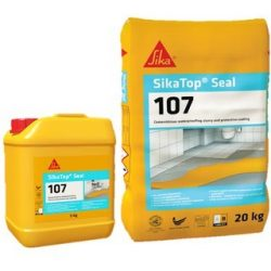 SikaTop Seal 107 (25 kg) vízzáró készhabarcs