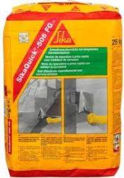 Sika Quick-506 (25 kg) betonjavító gyorshabarcs