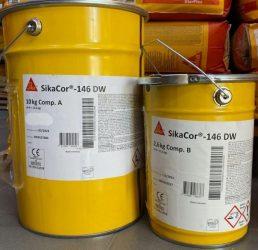 SikaCor-146 DW epoxigyanta bevonat (12,6 kg)