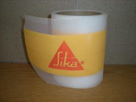 SikaSeal Tape S (hajlaterősítő szalag) 1 fm, méretre szabva