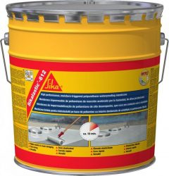 Sikalastic-614 poliuretán kenhető szigetelés (15 L)