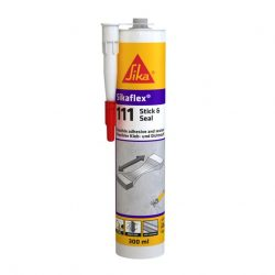 Sikaflex-111 Stick&Seal 300 ml (korábbi neve: SikaBond AT Universal)