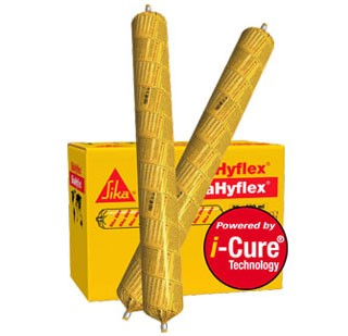 SikaHyflex-250 homlokzati hézagtömítő anyag (600 ml)
