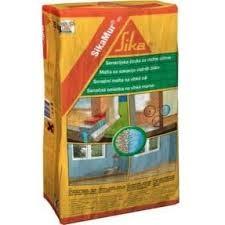 Sika Mur Dry (falszárító habarcs) 25 kg