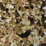 Sikafloor Colorchips 3 mm (1 kg) műgyantapadlók beszórásához