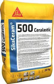 SikaCeram-500 Ceralastic vízszigetelés + ragasztás (20 kg)